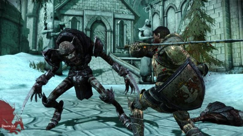 PS3 Dragon Age Ultimate Edition missing Ostagar DLC in Europe