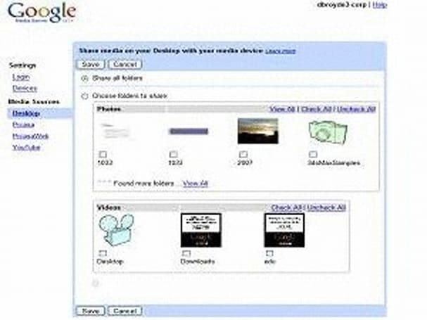 Google Media Server brings PC-based content to your TV