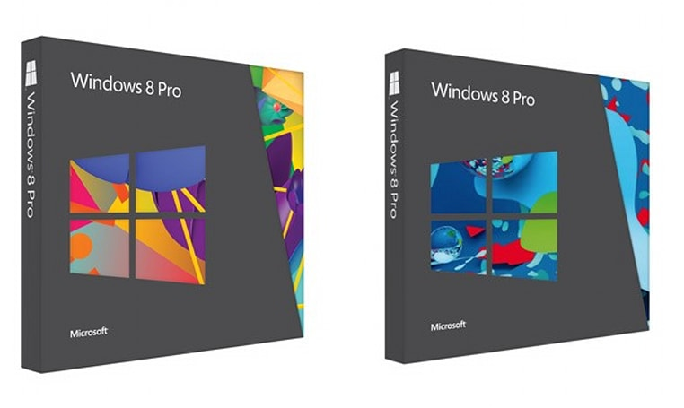 Windows 8 packaging and pricing revealed: standard OEM $99, Pro Pack $139, pre-order from today