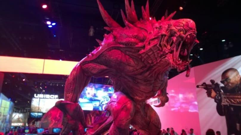 Seen@E3: Evolve's gentleman Goliath