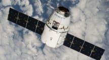 SpaceX Dragon bricht Andockvorgang ab