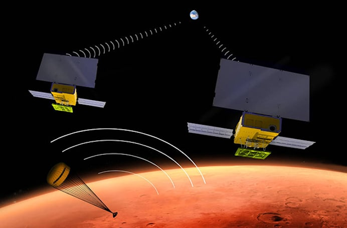 CubeSats will escort NASA's InSight lander to Mars in 2016