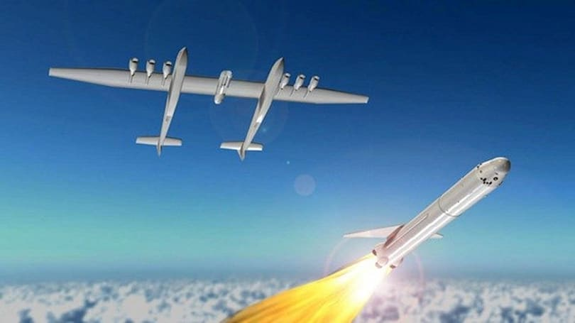 Paul Allen-backed Stratolaunch Systems promises flexible, low-cost access to space