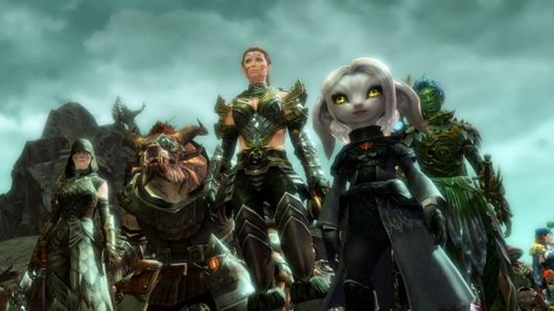 Guild Wars 2 seeing 'slow but steady growth' in players