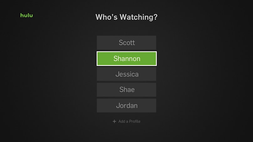 Hulu is finally rolling out individual streaming profiles (updated)