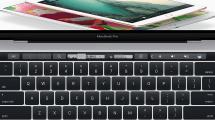 MacBook Pro Touch Bar soll kein Ticker werden