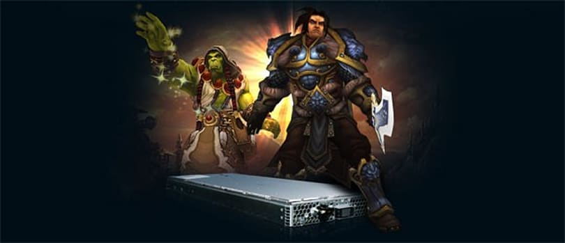 Blizzard auctioning off old servers for charity