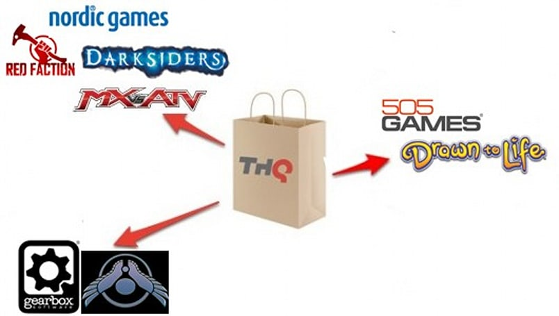 THQ auction results: Nordic Games takes Darksiders, Red Faction; 505 Games is Drawn to Life