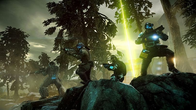 Joystiq Streams: Killzone Shadow Fall Intercept brings us together [Update: Relive the stream!]