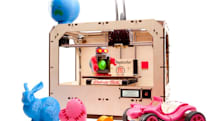 Live from the Engadget CES Stage: an interview with MakerBot (update: video embedded)