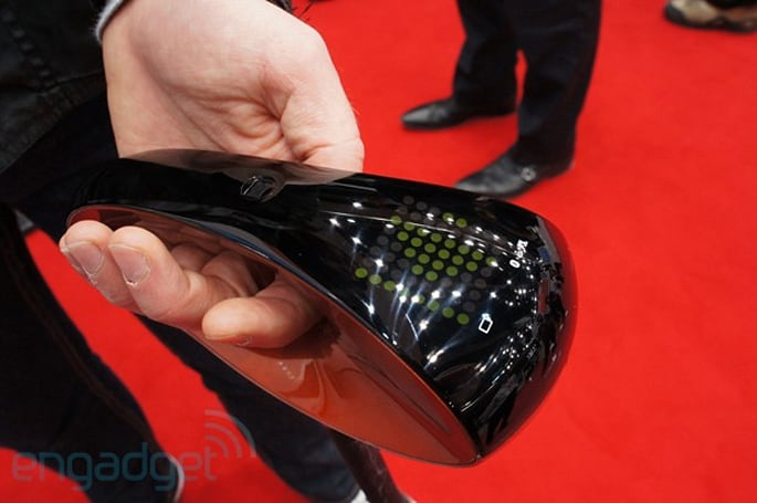 Fujitsu prototype GPS cane hands-on: the future of monitoring and protecting the elderly
