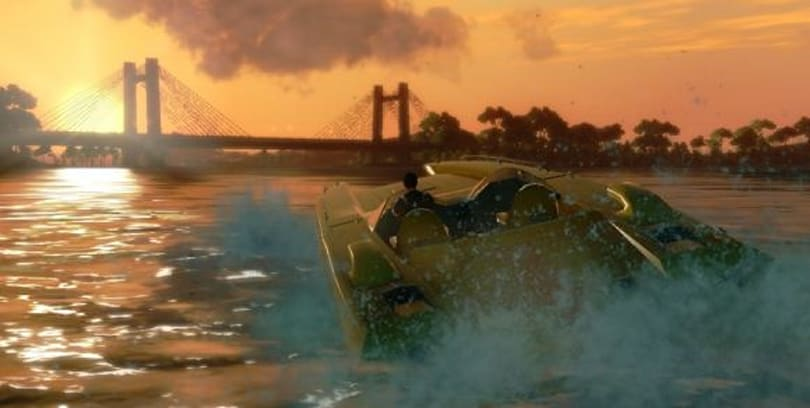 Just Cause 2 grapples to top of UK sales chart