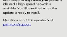 Sprint now pushing webOS 1.3.5 to the Pre