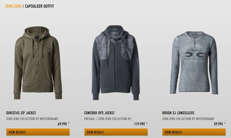 EVE Online store reopens with new products