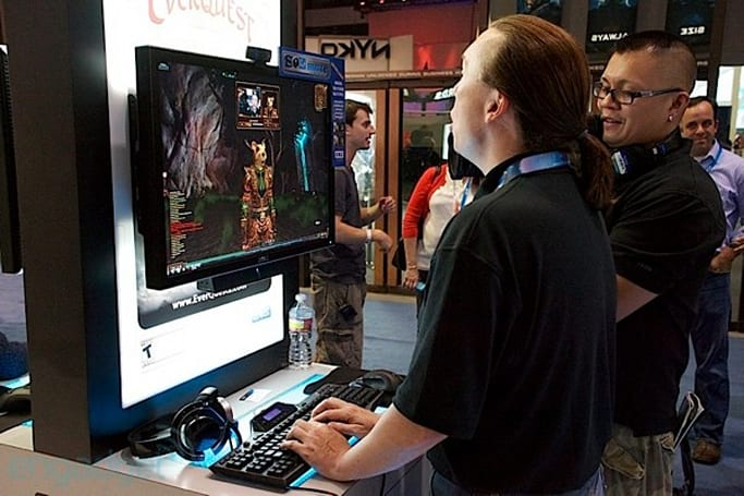 Sony takes SOEmote live for EverQuest II, lets gamers show their true CG selves (video)