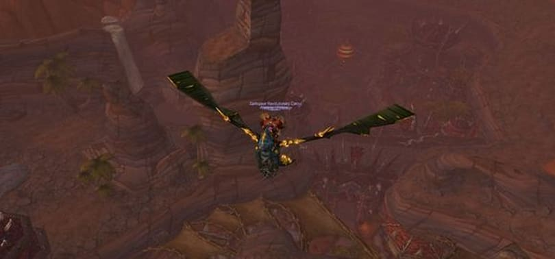 Nice Guy Award: Player gives away two 50,000g mounts