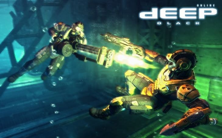 Deep Black Online coming to PC this summer