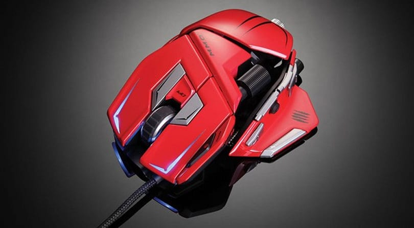 Mad Catz R.A.T. mice get three new paint schemes just in time for the holidays