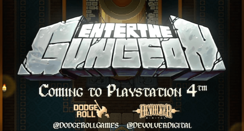 Enter the Gungeon, Orcs Must Die! Unchained and more coming to PS4 in 2015