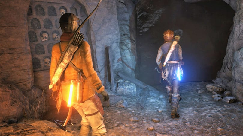 'Rise of the Tomb Raider' comes to the PS4 on October 11th