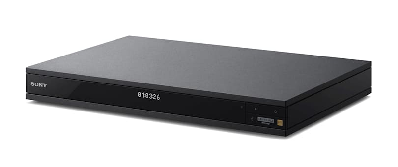 Sony will have an Ultra HD Blu-ray player -- next year