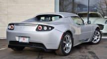 Tesla Roadster-Prototyp für eine Million Dollar bei Ebay