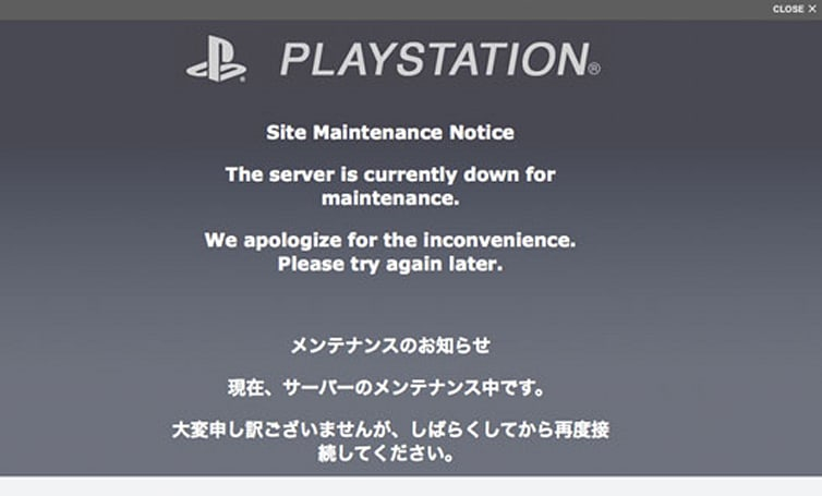 Sony still investigating scope of PSN attack as maintenance outage enters Day 6