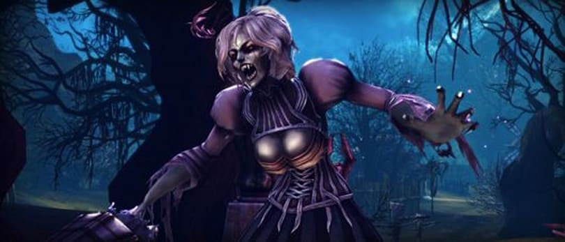 Next TERA CBT weekend brings level cap increase, new dungeon, and PvP