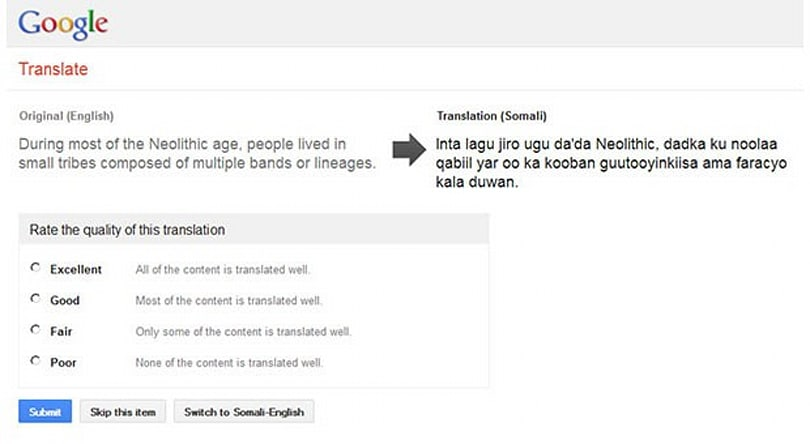 Google looks to boost Translate in Africa with Somali, Zulu and other languages