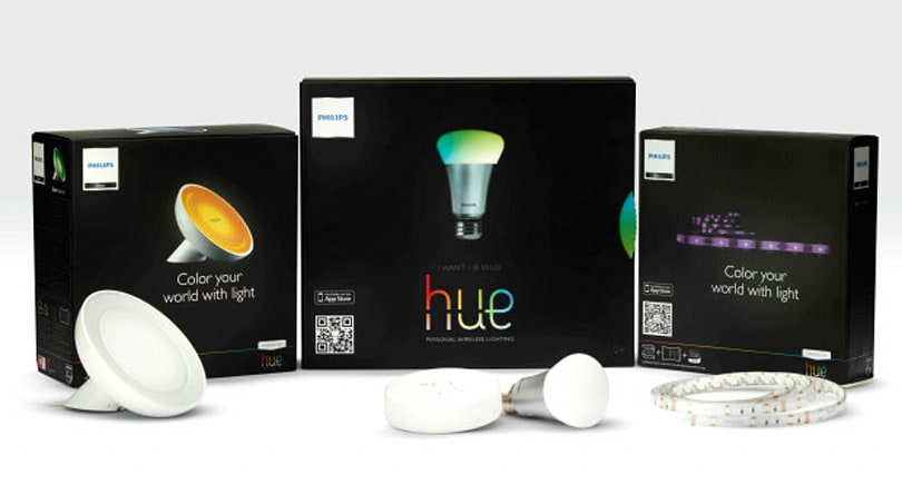 Philips grows Hue smartphone-controlled lighting lineup with $80 LivingColors Bloom, $90 LightStrips