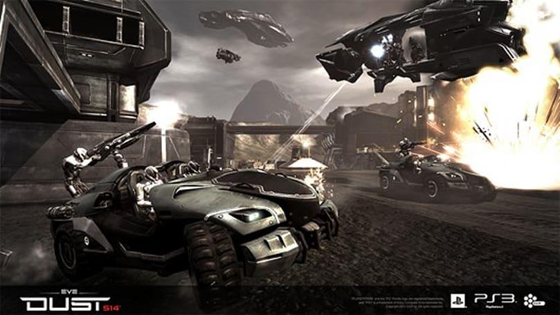 DUST 514 open beta starts January 22nd
