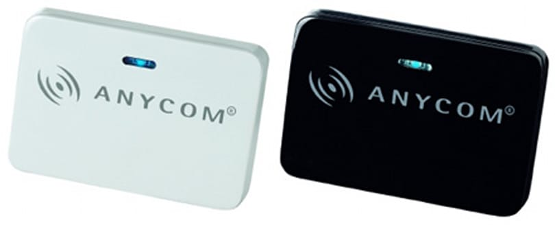 ANYCOM FIPO connects Bluetooth devices to iPod accessories