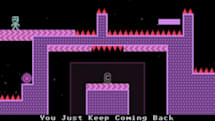 PSA: VVVVVV now flipping around Linux via Steam