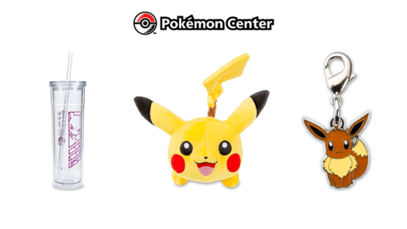 Pokemon Center online store opens in August