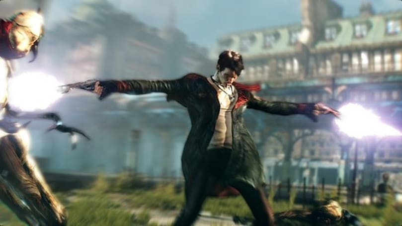 Devil May Cry reboot likened to James Bond's Casino Royale