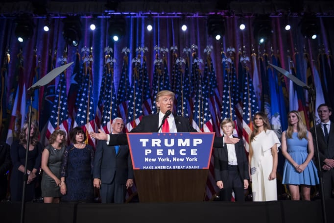 Recommended Reading: Trump's own polling models prove accurate