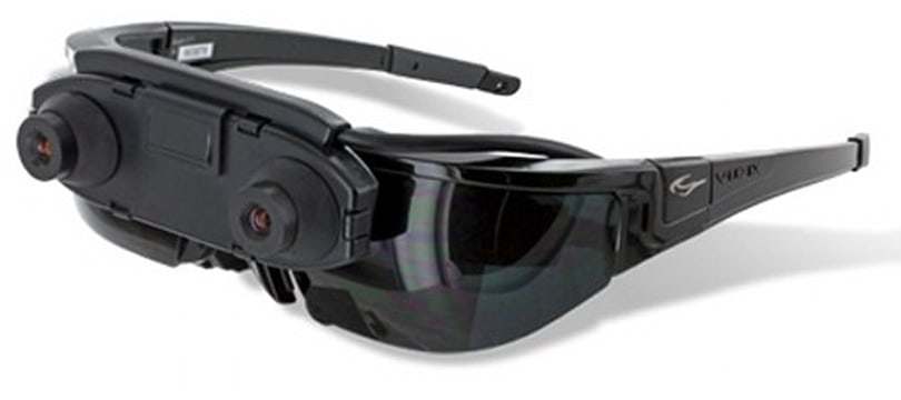 Vuzix's Wrap 1200AR glasses do 3D augmented reality for $1,499
