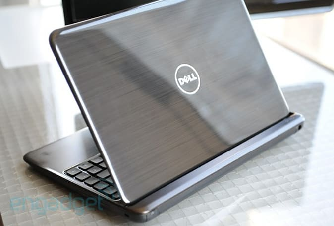 Dell intros slimmed-down Inspiron 13z and 14z laptops with aluminum lids, USB 3.0