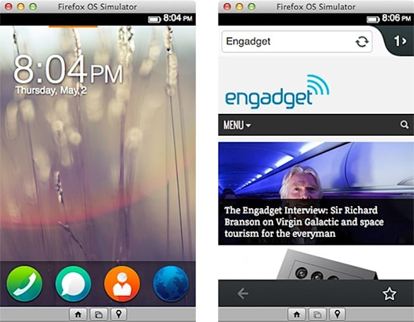 Mozilla finalizes Firefox OS Simulator 3.0 for mass consumption