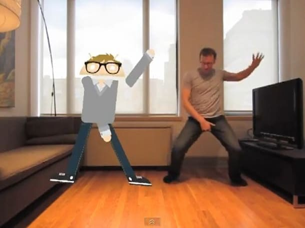 Visualized: Androidify avatar dance party (video)