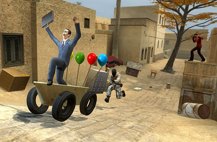 Garry's Mod tops 3.5 million sold, continues to pick up steam