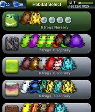 """NimbleBit: Over half a million playing Pocket Frogs, """"3-4%"""" buying in-app purchases"""