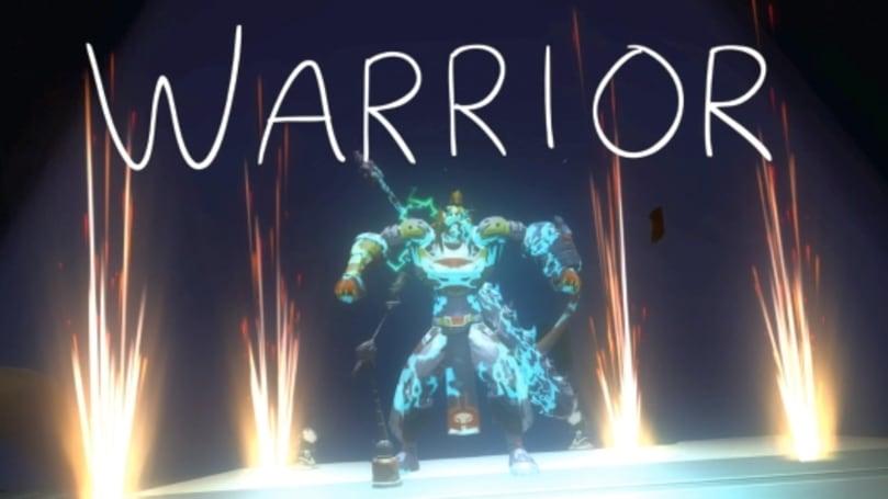 WildStar shows off the Warrior in its newest DevSpeak