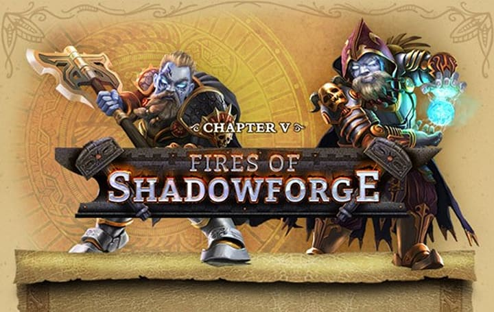 Runes of Magic's Chapter V: Fires of Shadowforge now live