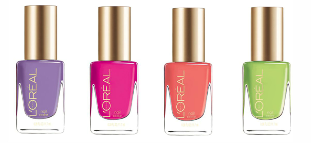 Enter for a chance to win L'Oreal Colour Riche nail polishes!