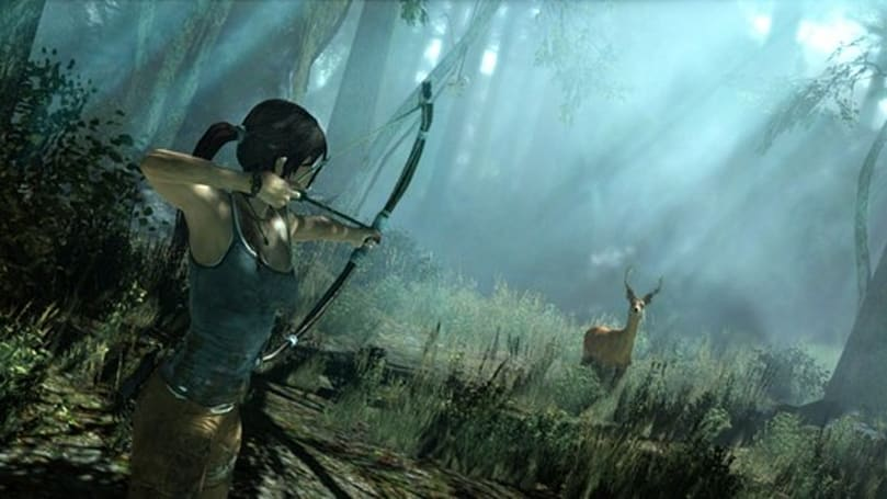 Tomb Raider $30 on PSN this weekend, $20 on GMG