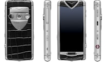 Vertu Constellation packs gaudy brilliance, and we don't mean the AMOLED
