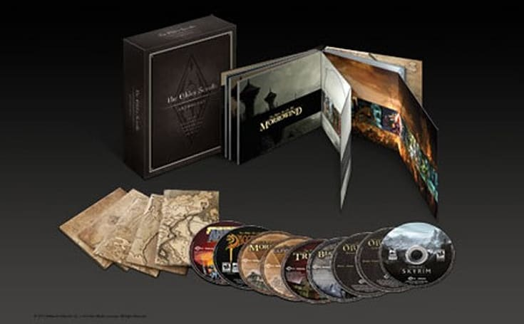 Prepare for TESO with The Elder Scrolls Anthology