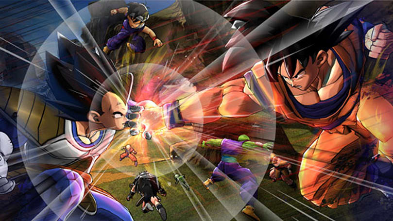 Dragon Ball Z: Battle of Z demos high-flying, Goku-powered gameplay in new trailers