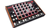 Akai's Rhythm Wolf has analog drum machine and bass synth chops for $200